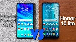 Huawei P smart 2019 vs Honor 10 Lite. Що потрібно знати перед покупкою?