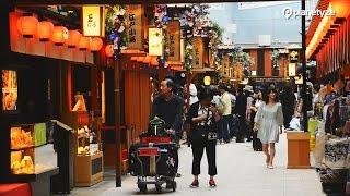 Haneda International  Passenger Terminal, Tokyo - Shopping, Cuisine, Catching flights