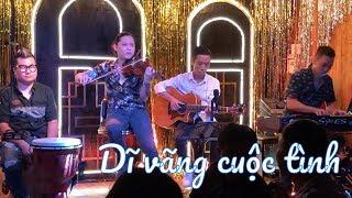 HIT | Dĩ vãng cuộc tình (HIT Tuấn Hưng) | Violin cover by Tú Xỉn