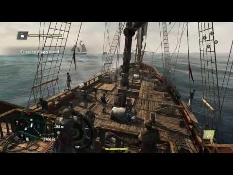 "Assassin's Creed IV Black Flag Ep.10 Abaco Island ""Hunting Wildlife"" 