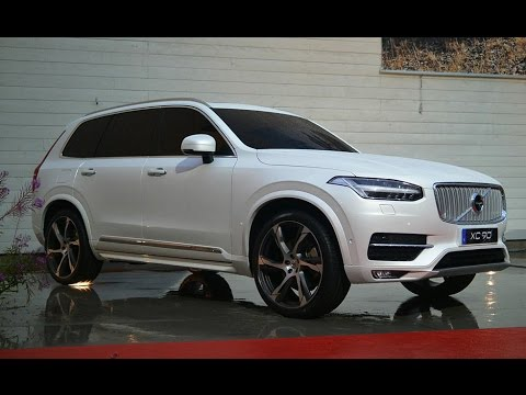 Volvo Xc90 2015 2016 Review Price For Sale Youtube
