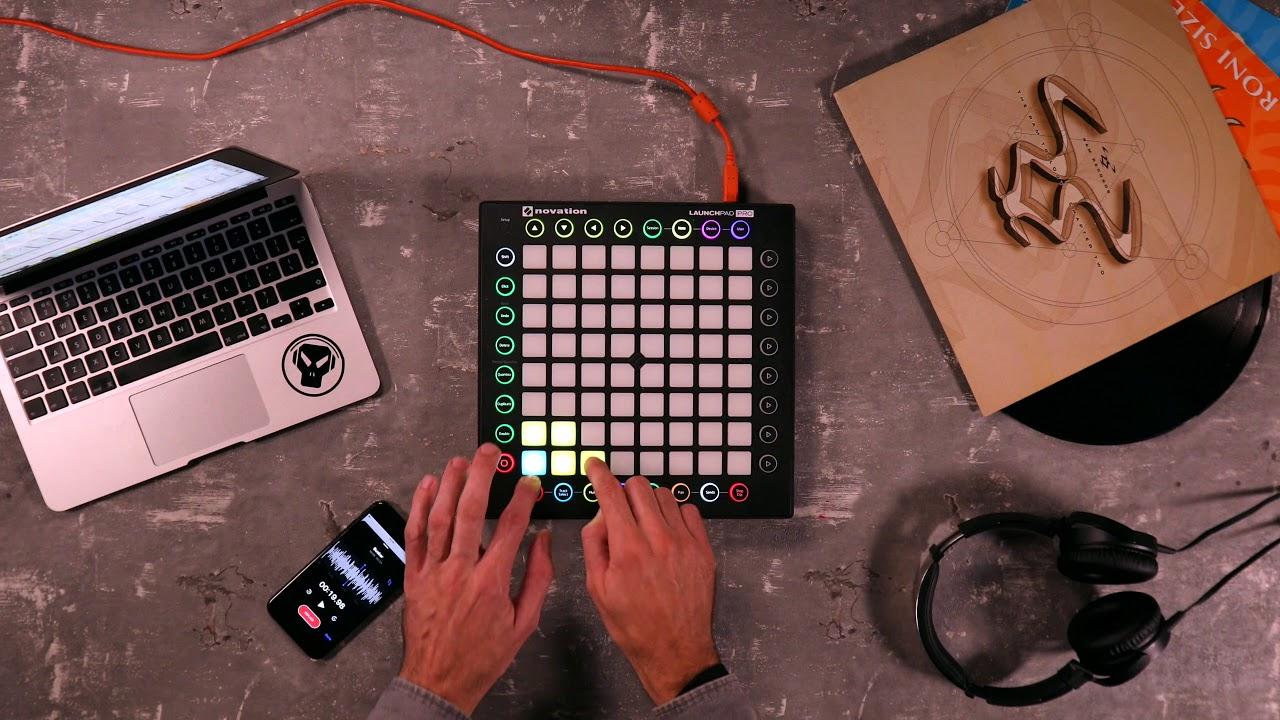 Novation's LaunchPad Pro helps you start making music from anything