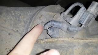 Ремонт блокировки заднего моста на L200/How to Fix Rear axle differential lock L200