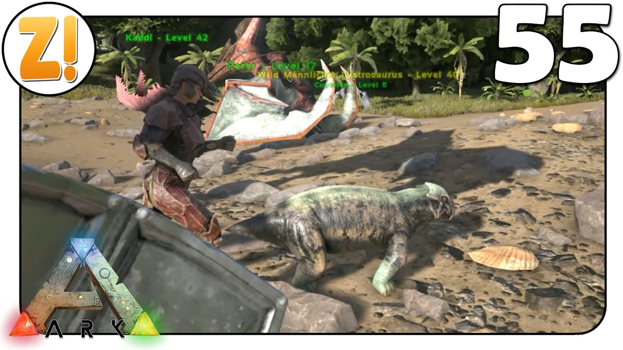 Ark Neue Dinos