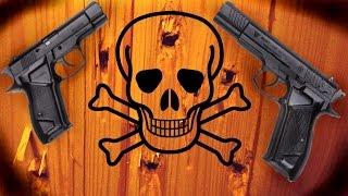Про травматические пистолеты и их возможности(