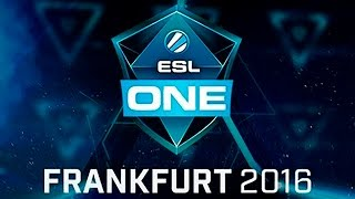 Taring vs XctN ESL One Frankfurt 2016 SEA Qualifier Game 1 bo3