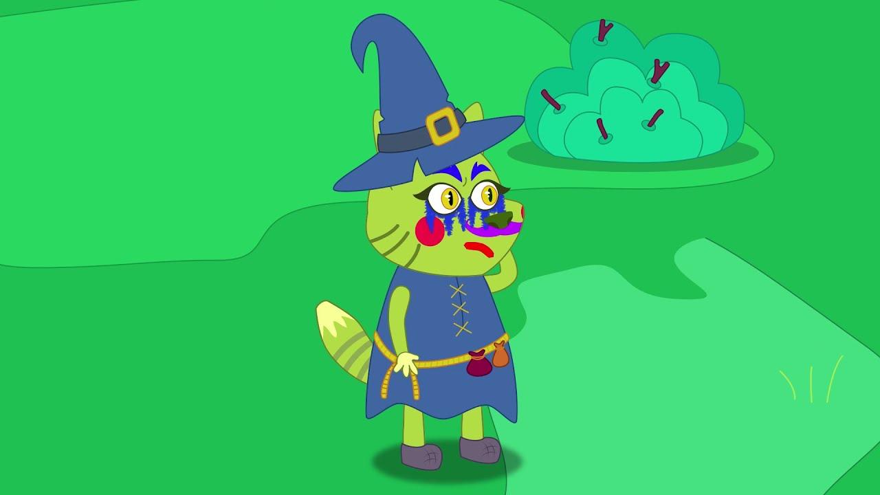 Baby Lucia Juega con el niño y finge ser una niñera. Fox Family español dibuhos animados #731