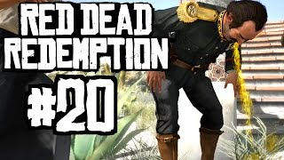 Kotzbrocken – RED DEAD REDEMPTION Deutsch #20 – Lets Play RDR Gameplay German