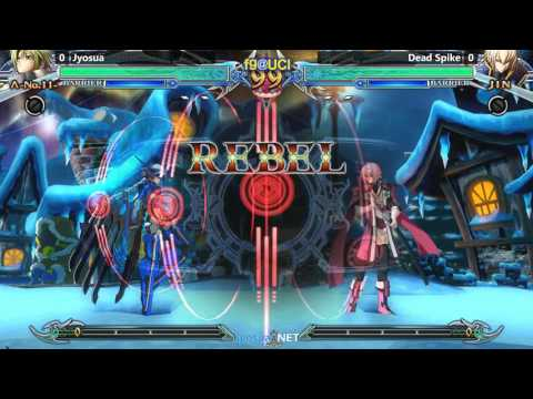 UCI Pub Stomp - 10/25/2015 - BlazBlue: Chrono Phantasma EXTEND Tournament