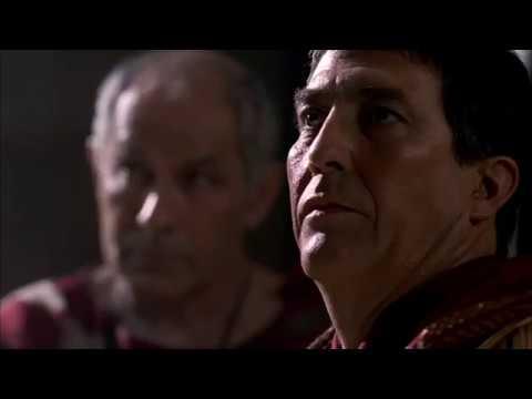 Rome : Caesar Presented The Head Of Pompei Magnus