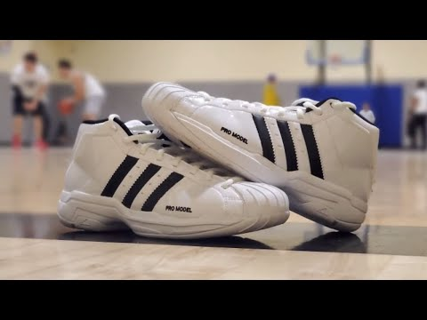 Adidas Pro Model 2G 2019 REAL Review