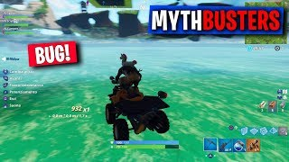 FORTNITE MYTHBUSTERS #20