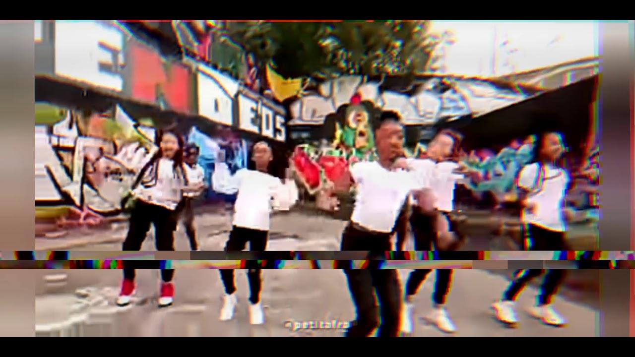 Axel Merryl Feat Bobo Wê Pi Pan (dancing clips)