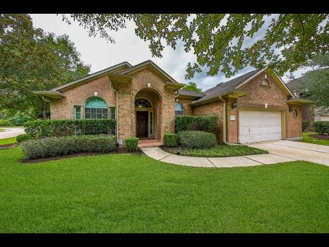 142 Chorale Grove Ct The Woodlands TX 77384 - The Woodlands Homes for Sale