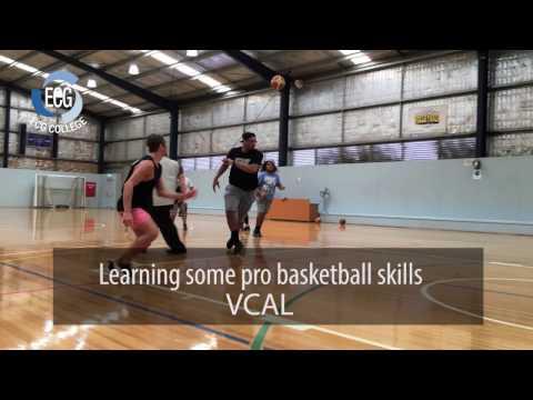 VCAL students - basketball stars 2017