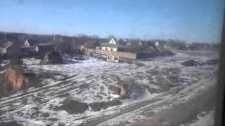 Зима Херсон-Чорнобаевка(, 2016-02-15T09:12:37.000Z)