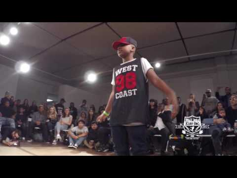 TURFinc X GoPro - TURF IN THE BAY | McFly vs Lil Kida The Great | Dance Battle