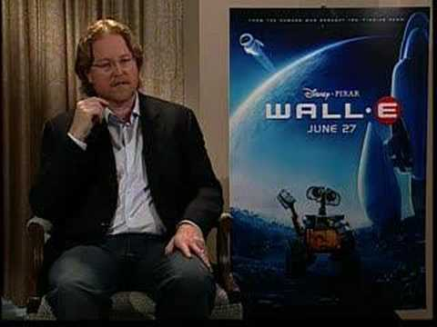 Andrew Stanton interview for Wall E