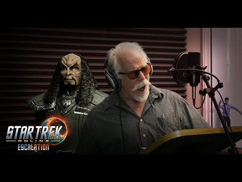 Star Trek Online: Interview with Deep Space Nine's J.G. Hertzler