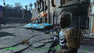 Прохождение Fallout 4 С МОДАМИ Начало. Роль Снайпер - 1