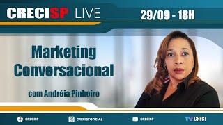 Marketing Conversacional - Andréia Pinheiro