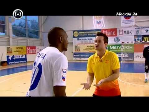 PULA & ALEXEY POPOV, FC DYNAMO. Futsal. Interview