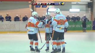 МХК Динамо - Кременчук 1:5 Всеволод Толстушко