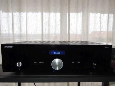 Advance Acoustic X-i75: review