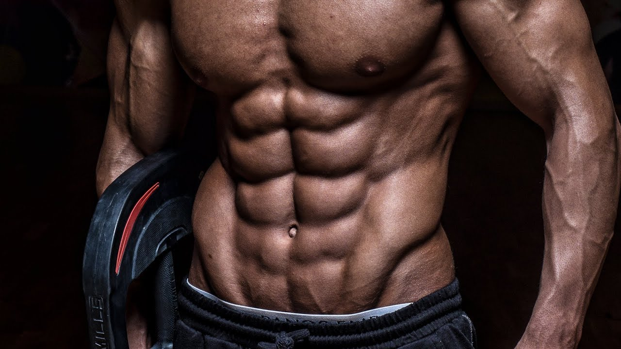 10 Pack Abs ︎ The Real Deal - YouTube