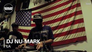 DJ Nu-Mark Boiler Room LA DJ Set