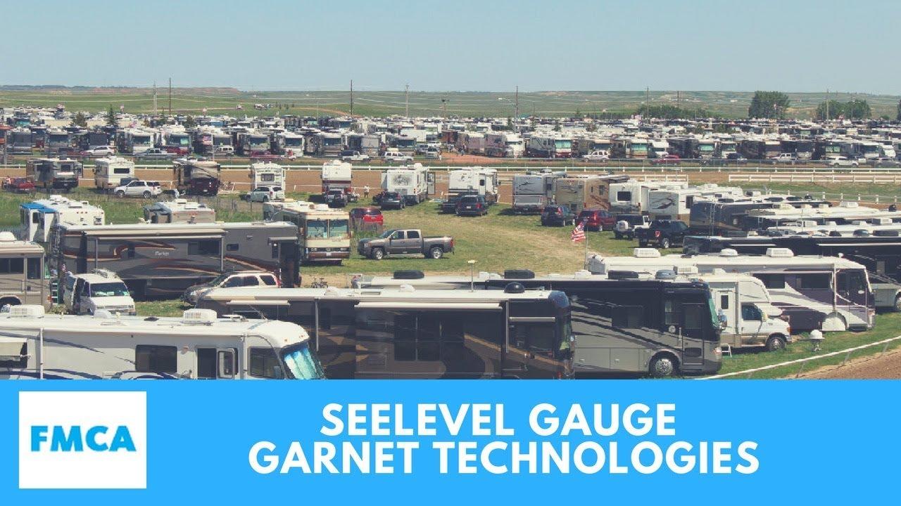 SeeLeveL RV Liquid Level Gauges from Garnet Technologies