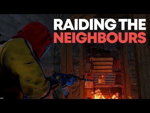 Raiding The Neighbours | Rust Duo With Tilz (Season 1, Episode 6) thumbnail