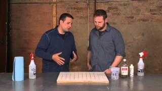 How to Renew Grout with Sean Buino