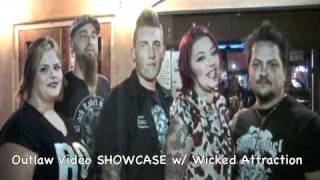 Wicked Attraction Featuring Nikki McKibbin of American Idol Outlaw Video Showcase Bloopers Edit