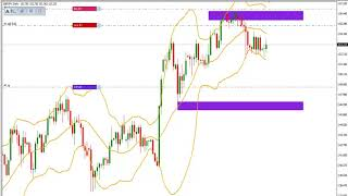 Forex Bollinger Band Strategy 80 WIN │Find Support and Resistance Levels in Trading