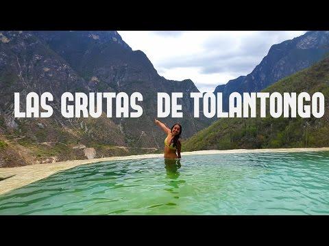 LAS GRUTAS DE TOLANTONGO | MARAVILLA EN HIDALGO