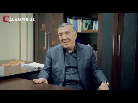 Zokirjon Almatov bilan eksklyuziv intervyu | To'liq shaklda