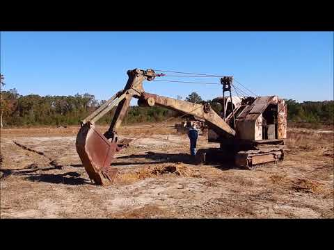 No Hydraulics Here... Old Iron!