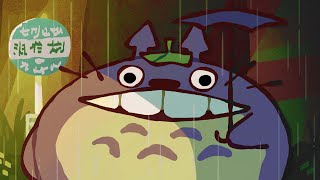 "The Ultimate ""My Neighbor Totoro"" Recap Cartoon"