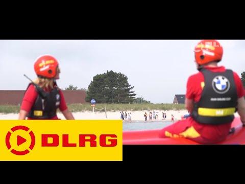 DLRG-Wasserrettungsdienst 2017 | Sicherheit für Millionen Badegäste