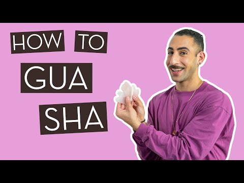 How To: Gua Sha Facial feat. Herbivore Botanicals}