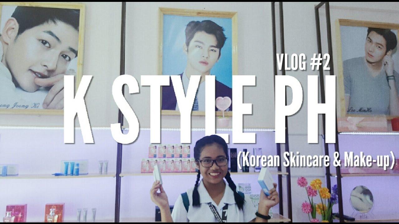 K Style PH (Korean Skincare & Make-up!)   Vlog #002 ...