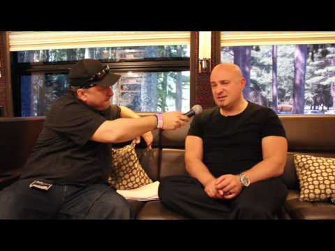 Disturbed's David Draiman Talks 'Sound of Silence' + More With Tig