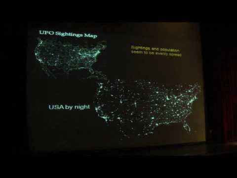 Princess lecturer argues that Alien sightings and abductions are not real