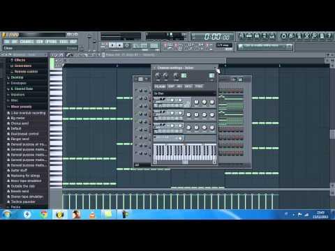 Fl studio Alesso - Years Remake Free FLP Download