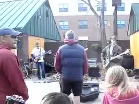 "Dave Bailin & the Bailouts, Rolling Stones cover ""Dancing with Mr. D"""