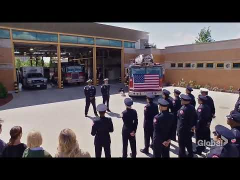 Chicago fire season 6 episode 4 - Caseys captain ceremony