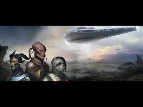 Stellaris Humanoids Species Pack - The Imperial Fleet Second Coming