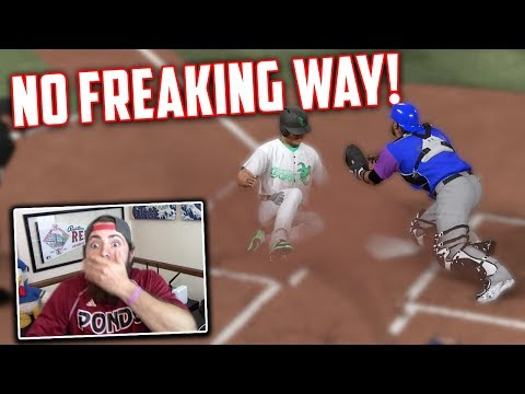 OMG! I GOT SO LUCKY! MLB The Show 17 - Battle Royale - 동영상