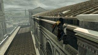 Last Rites: Ezio Kills 4th Savonarola's Lieutenant - The Priest (Assassin's Creed 2)